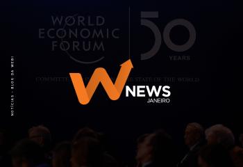 O Fórum Econômico Mundial em Davos e outras notícias!